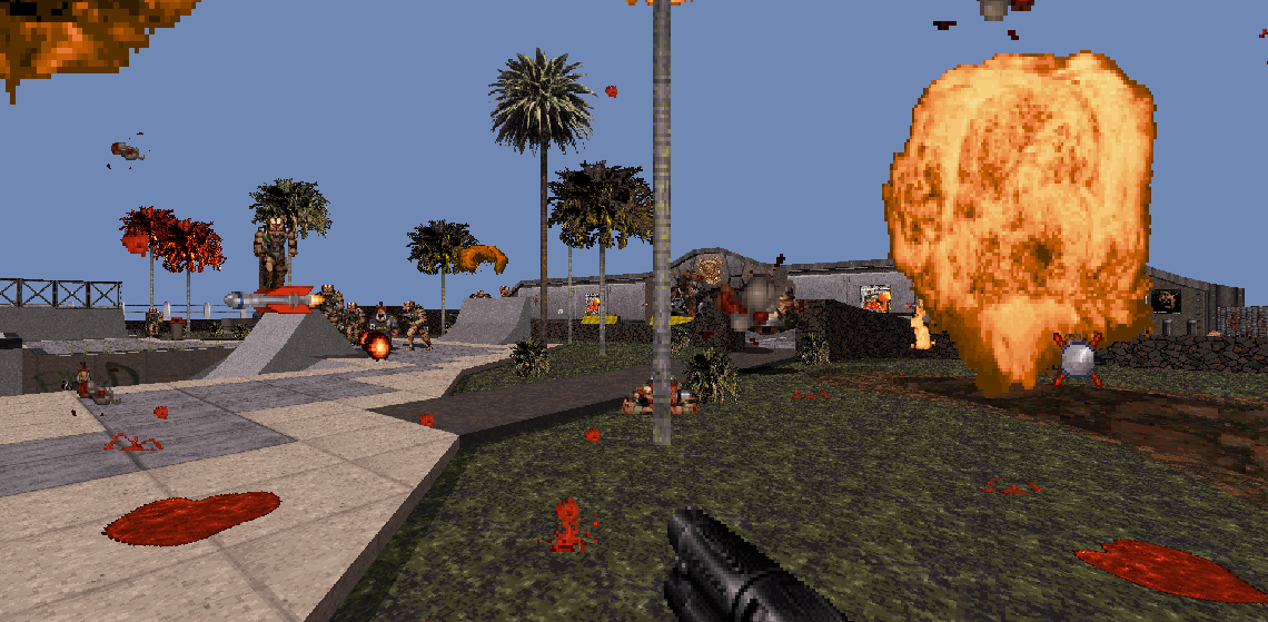 Arrovf Nukem, web about Duke Nukem 3D maps